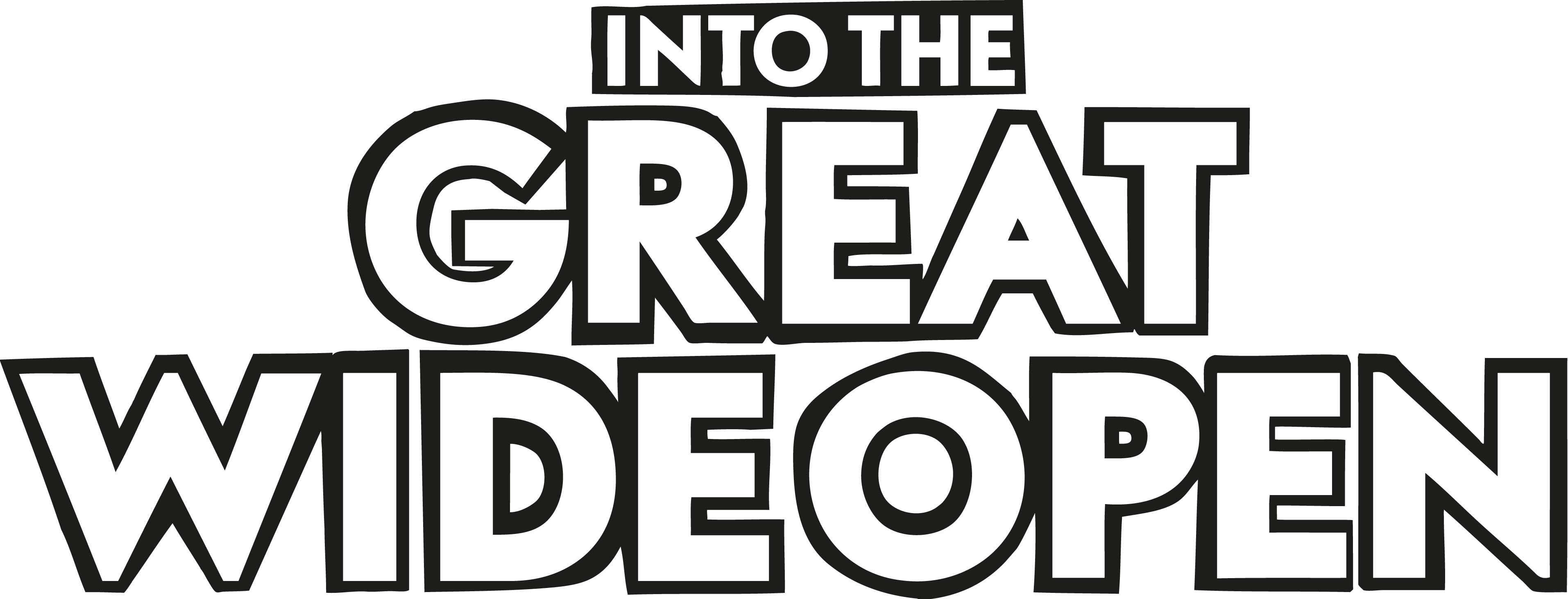 Logo Into the great wide open