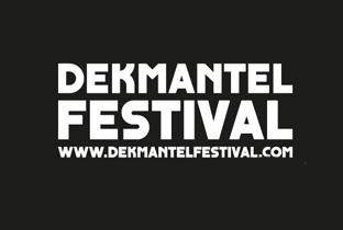 Logo Dekmantel Festival